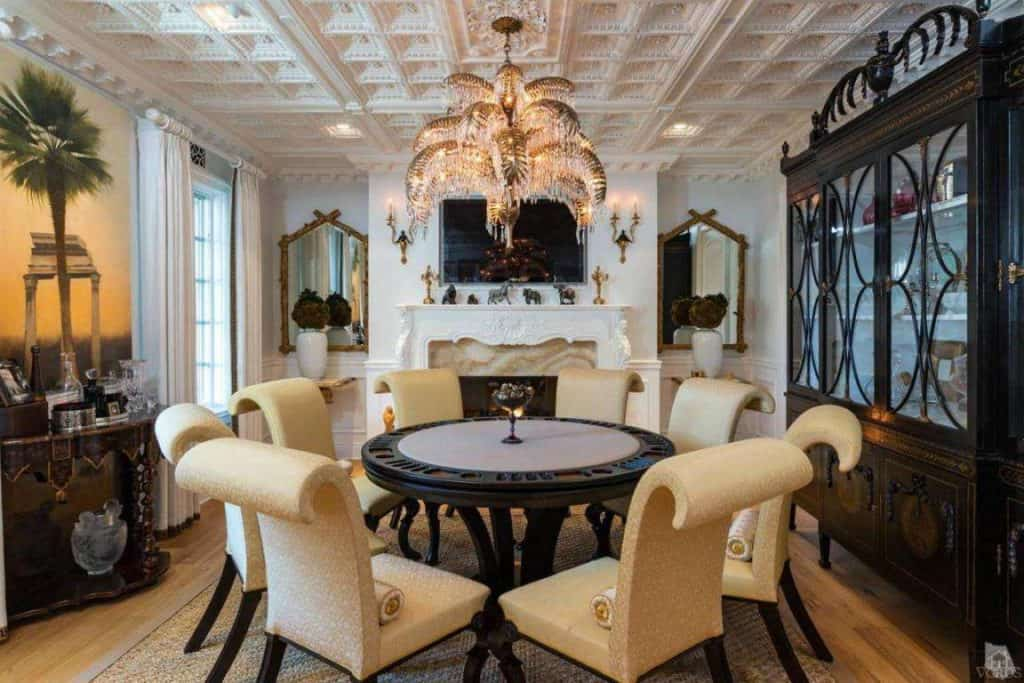 wayne-gretzky-house-dining-room