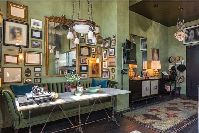 Johnny-Depp-house-dining-space