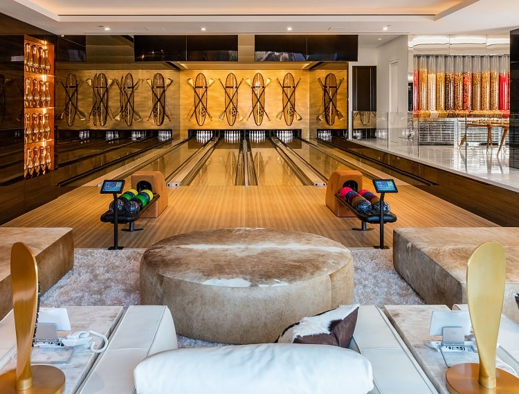 924-Bel-Air-Road-bowling-alley