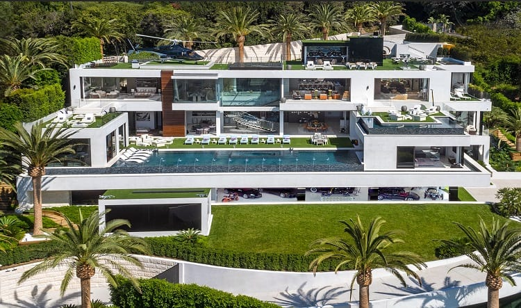 Once America's Most Expensive Home, This Bel-Air Mansion is $100 Million Cheaper in 2019