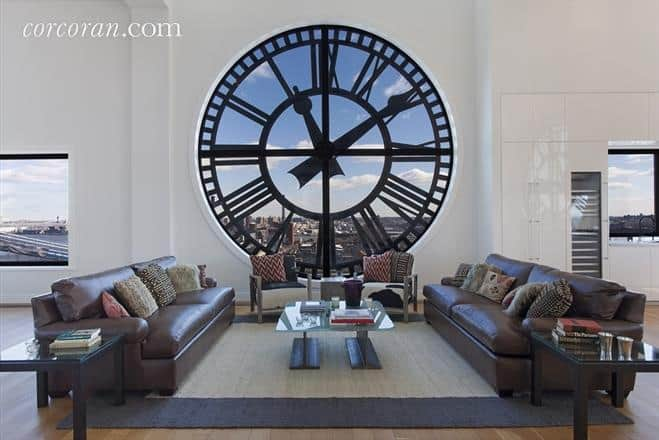 DUMBO's Clocktower Penthouse Finds Lucky Buyer