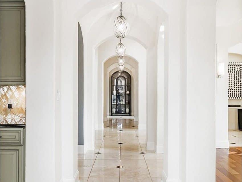 french-chateau-carmel-in-hallway