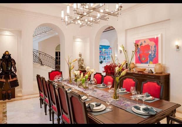 mark-bell-star-trek-home-boca-raton-dining-room