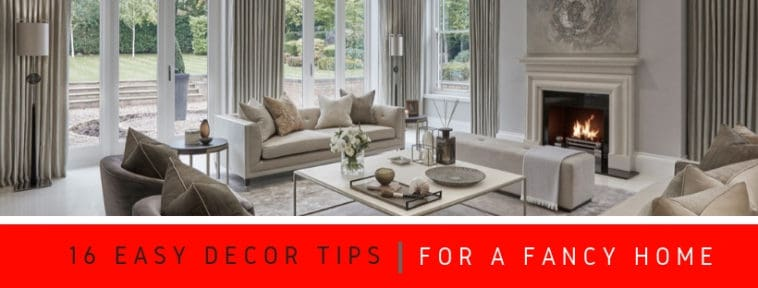 16 Easy Decor Hacks to Make Your Home Look More Fancy ⋆ Fancy Pants ...