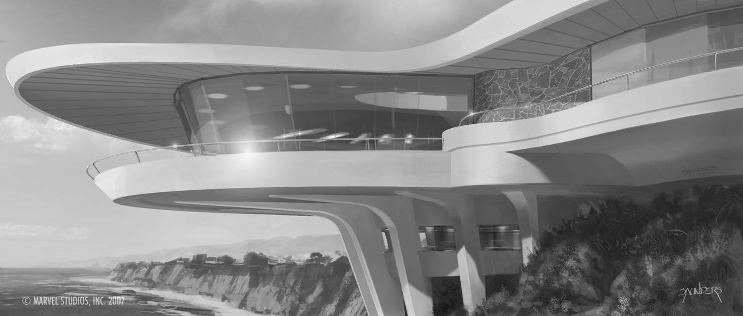 Is It Real The Story Behind Tony Stark S Insane Malibu Mansion In The Iron Man Movies