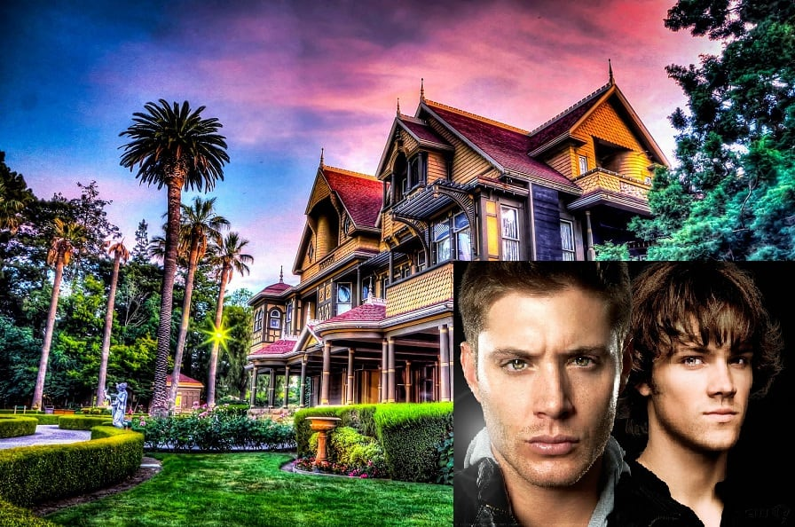 The Winchester House The Haunted Mansion That Inspired The Name Of Supernatural S Winchester Brothers