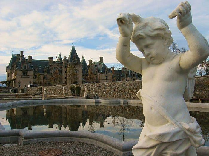 Biltmore_Estate_Statue