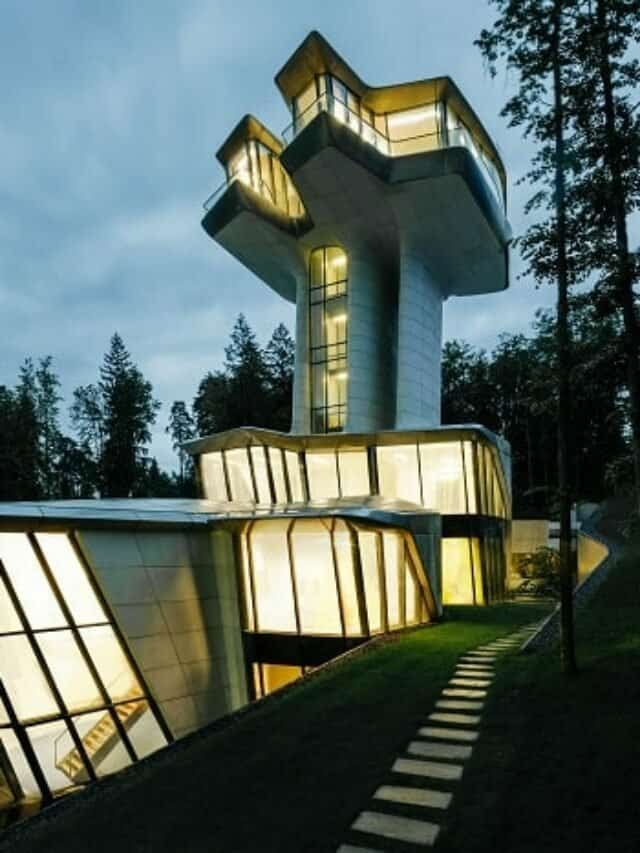 The Only House Ever Designed by Legendary Architect Zaha Hadid