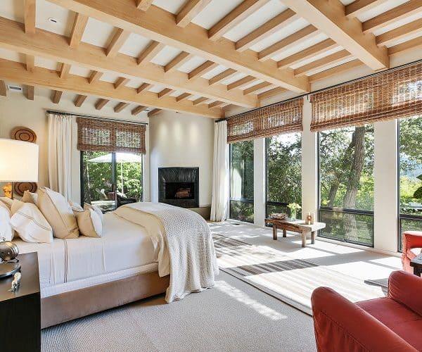 robert-redford-home-bedroom