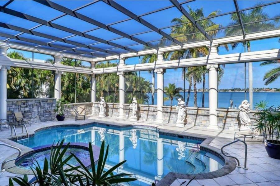 1690 N Copeland Dr Marco Island pool