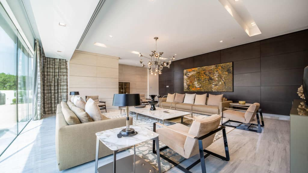 Eight-bedroom Mansion in District One Dubai