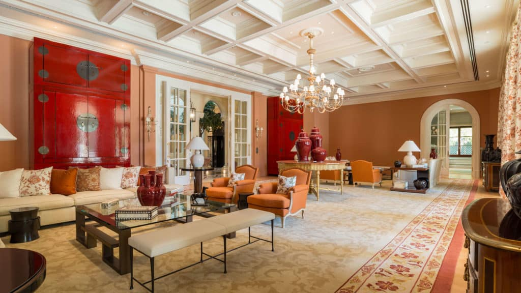 Eight-bedroom Villa in Emirates Hills - interior