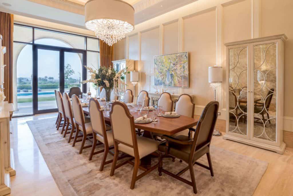 Six-bedroom Mediterranean Villa in Dubai Hills Estate
