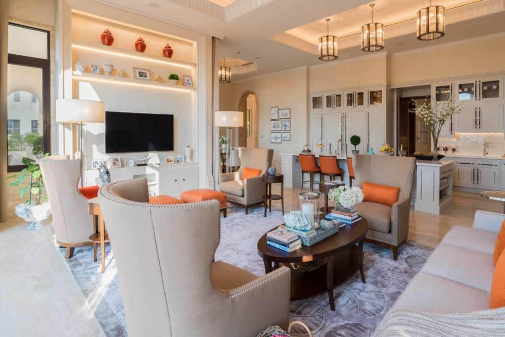 Six-bedroom Mediterranean Villa in Dubai Hills Estate 2