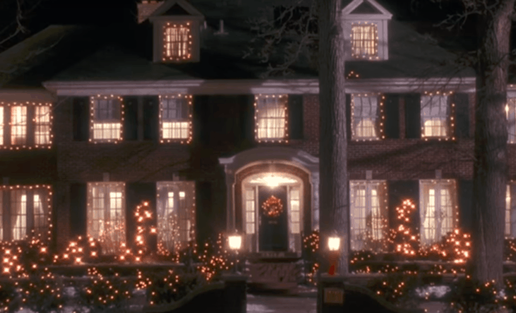 The Real Life Home Alone House Then And Now
