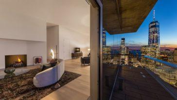 56 leonard penthouse views