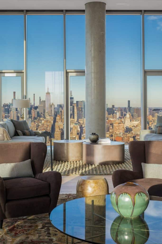56 leonard penthouse floor 53 city views