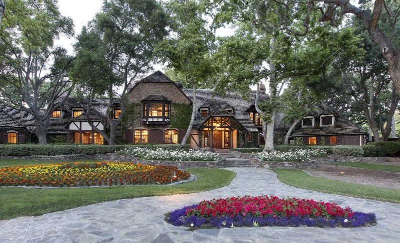 neverland ranch 2019 main house