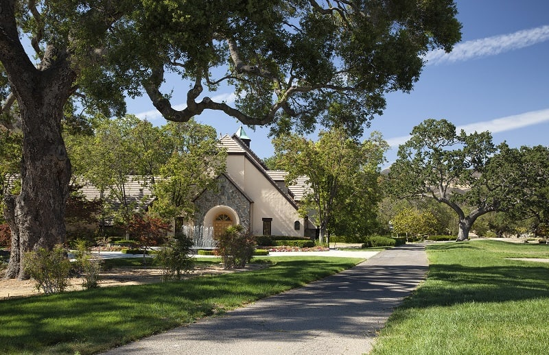 Sycamore Valley Ranch, formerly Neverland Ranch theater