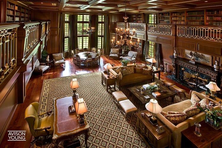 asherwood estate library