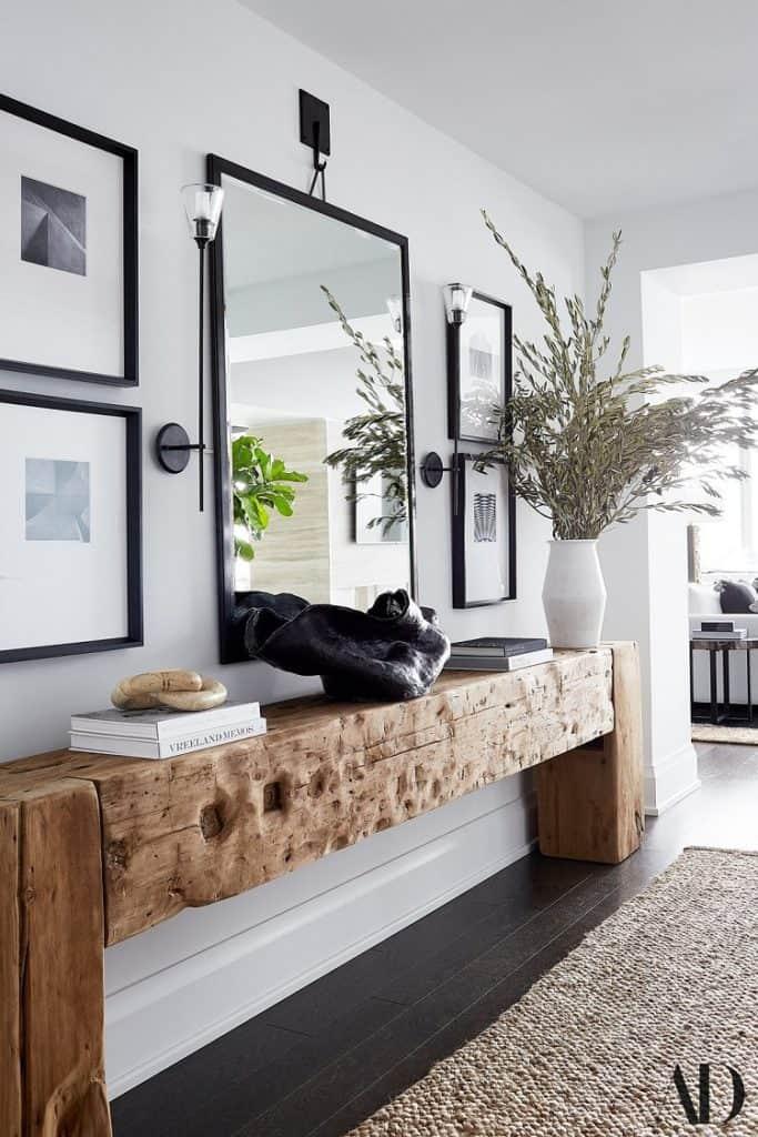 Kerry washington home in NYC interiors