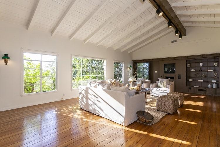 Joseph Gordon-Levitt's house interiors