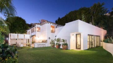 james franco former house chateau marmont
