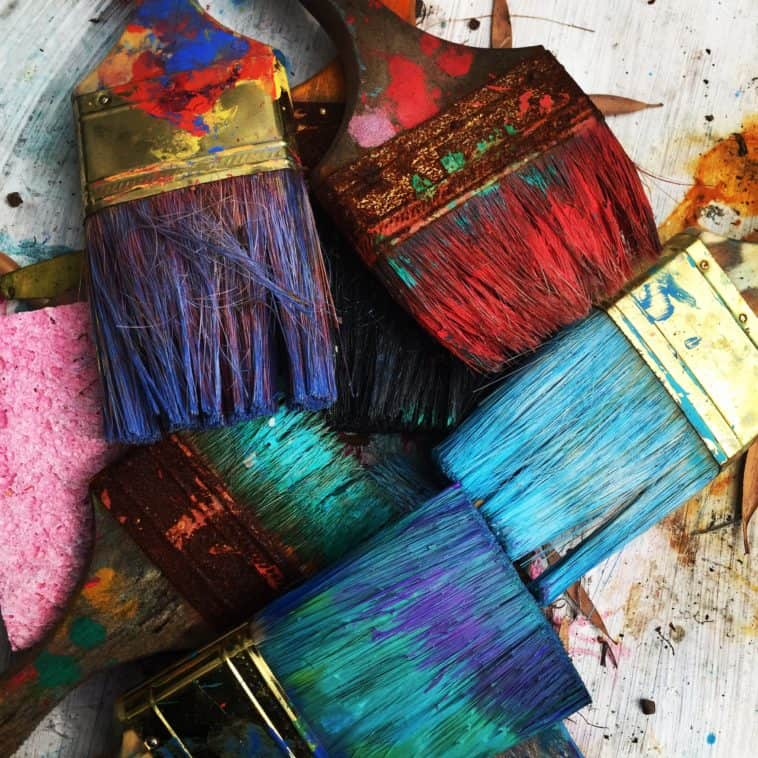 renovating your home on a budget house paint