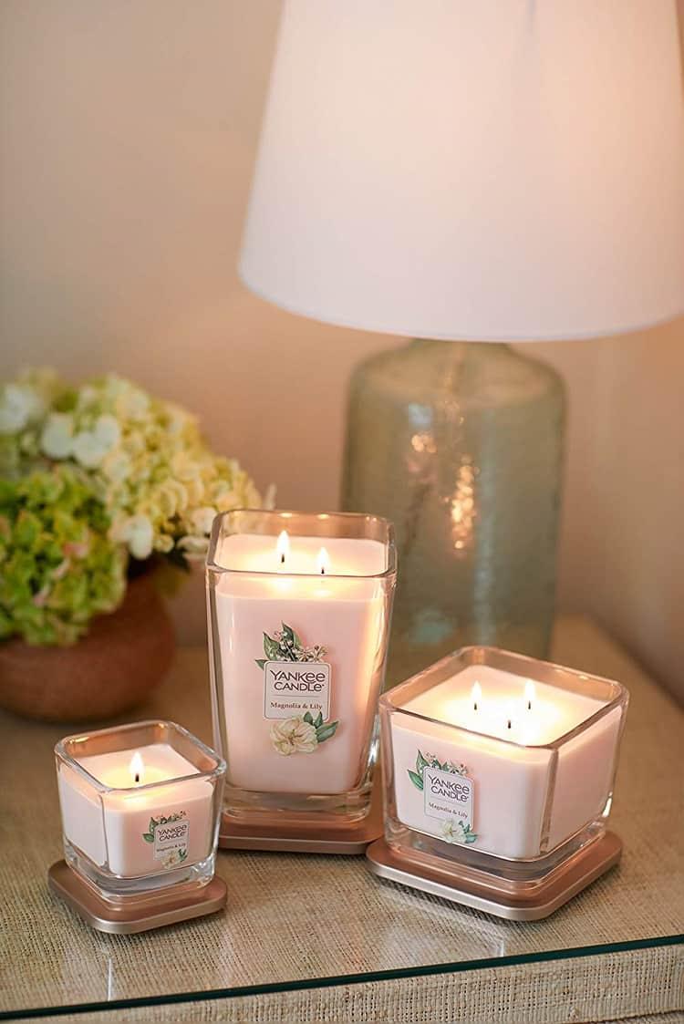 luxury yankee candle from amazon