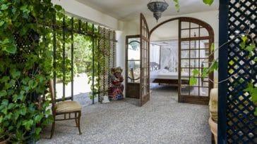 DESIGNER GUIDO MARIA KRETSCHMER house in mallorca
