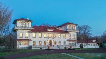new jersey crest mansion