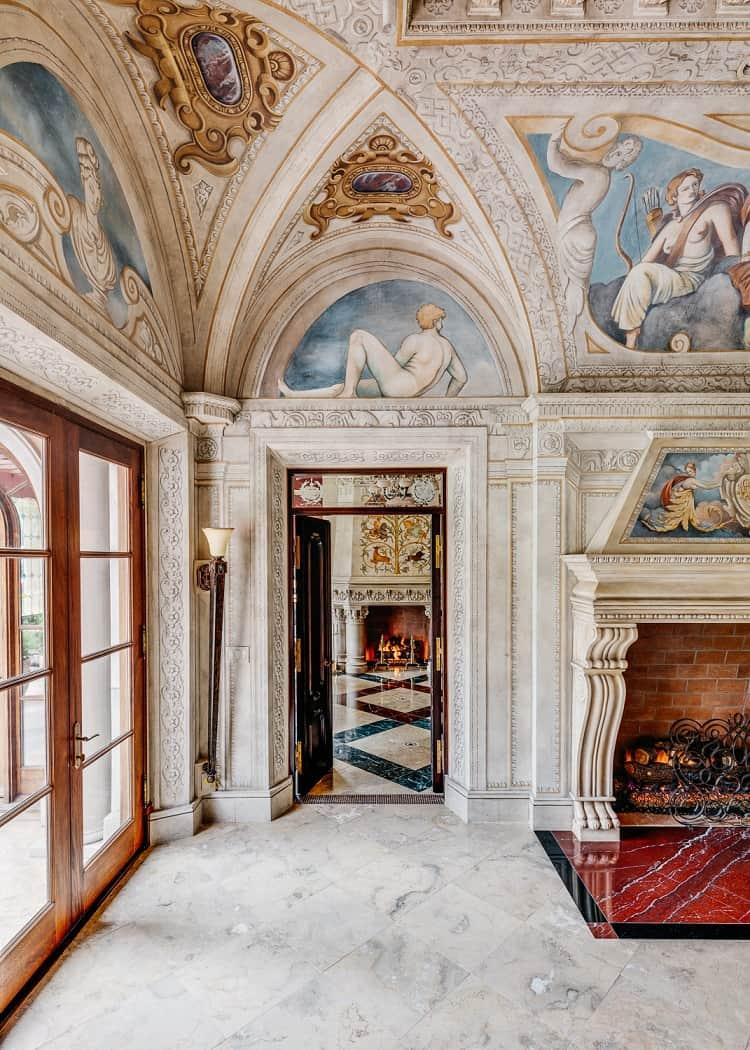 villa la sosta opulent interiors