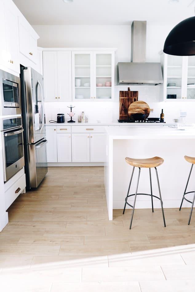 dent removal kitchen appliances