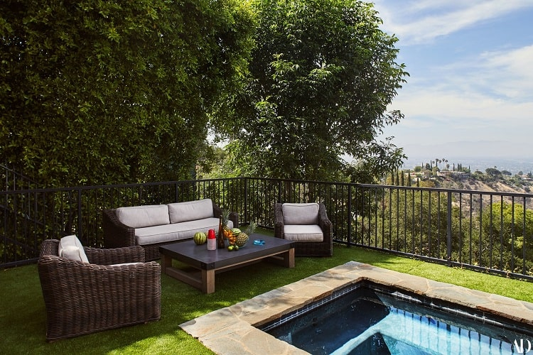 wiz khalifa house los angeles patio