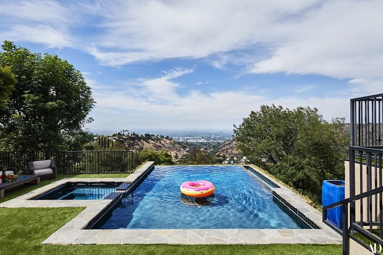 wiz khalifa house los angeles views of the city