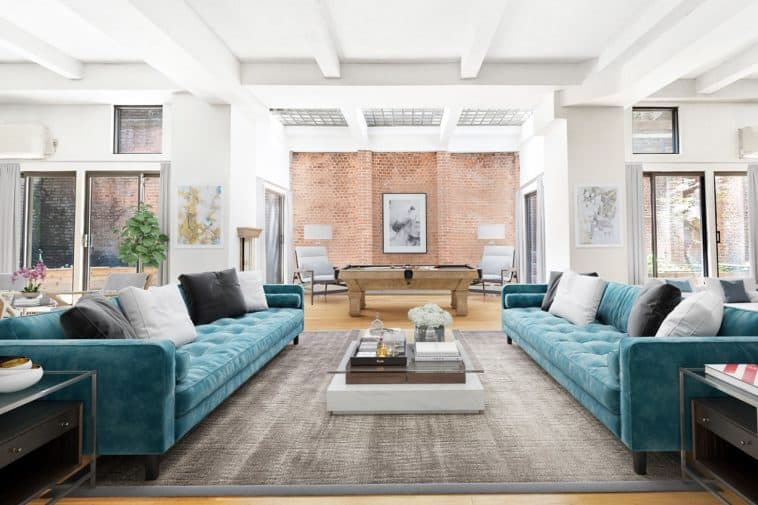 loft for sale in american felt building new york
