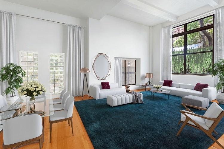 loft for sale in american felt building new york
