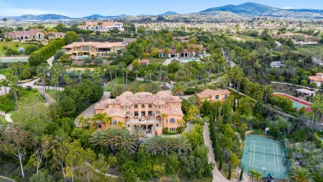 spyglass estates house for sale in rancho santa fe