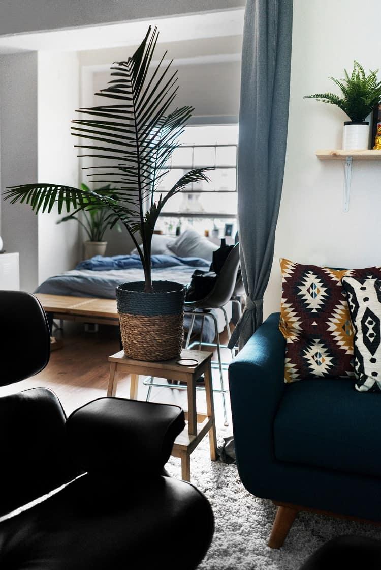 small apartment decor tips