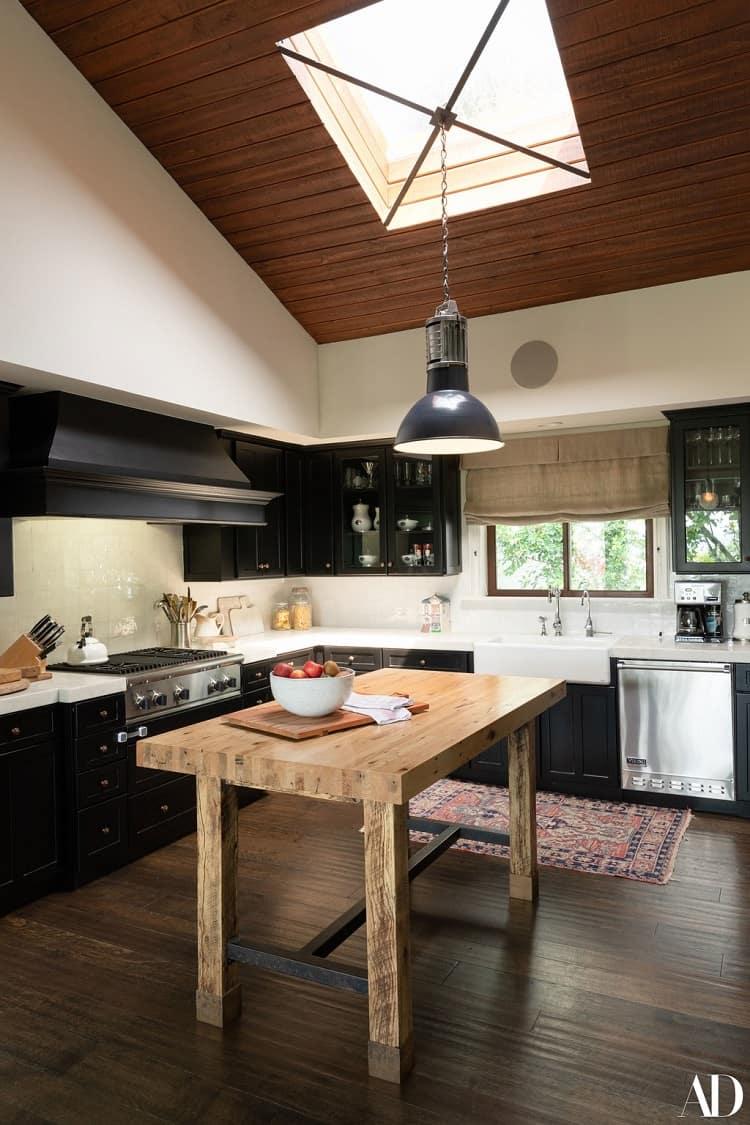 john stamos house kitchen