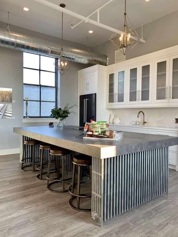 kitchen lighting and decor