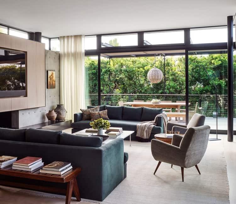 Maria Sharapova's house in Los Angeles