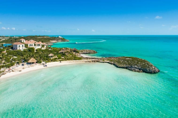 prince beach house in turks and caicos