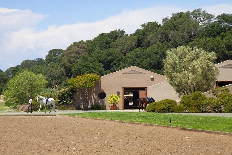 toyon farm napa valley equestrian estate and vineyard
