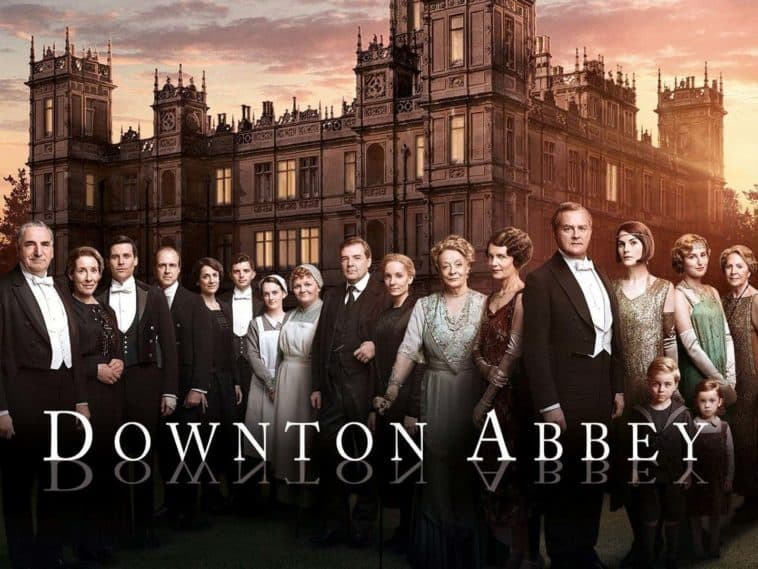 downton abbey real life location highclere castle