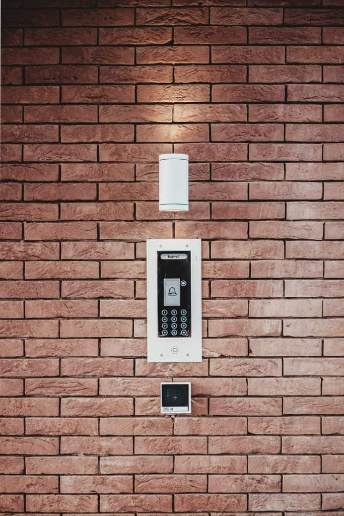 smart home tech security system