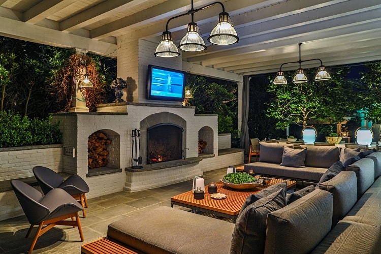rob lowe house in montecito california