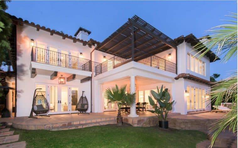 Hailey & Justin Bieber's Love Nest in Toluca Lake is Now for Sale