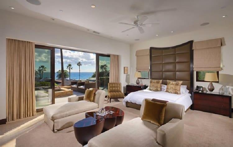 17 Montage mansion sale laguna beach bedroom