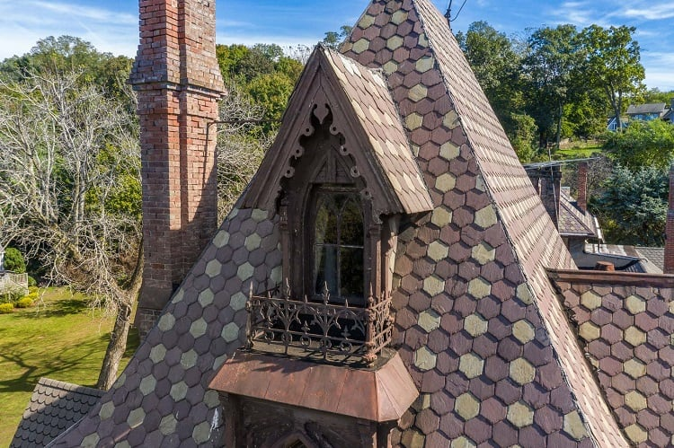 Strawberry Hill Manor, Irvington NY.